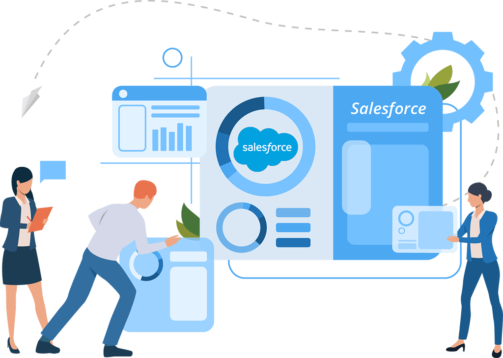 Salesforce Application Development